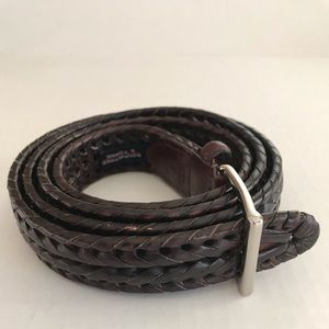 Roundtree and Yorke men's belt size 41